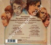 PROCOL HARUM - Live In Concert With The Edmonton Symphony Orchestra +5 - UK Esoteric Remastered Expanded Digipack - POSŁUCHAJ