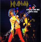 DEF LEPPARD - Live At The BBC 1979-1980 LP - FRA Verne LIMITED Press - POSŁUCHAJ