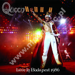 QUEEN - Live In Budapest 1986 - The Complete Show (2LP) - FRA Verne Press - POSŁUCHAJ