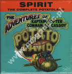 SPIRIT - Complete Potatoland (4CD) - UK Esoteric Remastered Expanded Edition - POSŁUCHAJ