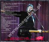 ROGER WATERS - In The Light Of Diamonds - Live At Sportpaleis, Antwerpen, Belgium 13 May 2002 (2CD) - EU Edition