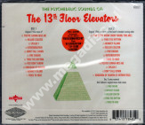 13TH FLOOR ELEVATORS - Psychedelic Sounds Of 13th Floor Elevators (2CD) - UK MONO + STEREO Expanded Edition - POSŁUCHAJ