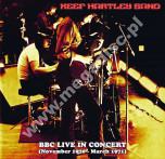 KEEF HARTLEY BAND - BBC Live In Concert (November 1970 - March 1971) - EU Maida Vale Limited Edition - POSŁUCHAJ