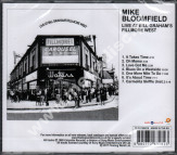 MIKE BLOOMFIELD - Live At Bill Graham's Fillmore West - UK Edition - POSŁUCHAJ