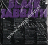 BLACK SABBATH - Master Of Reality (2LP) - US Rhino Remastered 180g Press - POSŁUCHAJ