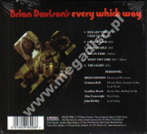 BRIAN DAVISON'S EVERY WHICH WAY - Brian Davison's Every Which Way - UK Esoteric Remastered Edition - POSŁUCHAJ