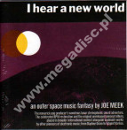 JOE MEEK - I Hear A New World. An Outerspace Music Fantasy By Joe Meek (Pioneers Of Electronic Music) (3CD) - UK Remastered Editon - POSŁUCHAJ