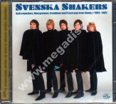 VARIOUS ARTISTS - Svenska Shakers - R&B Crunchers, Mod Grooves, Freakbeat And Psych-Pop From Sweden 1964-1968 (2CD) - UK RPM Edition