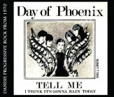DAY OF PHOENIX - Wide Open N-Way +5 - EU Eclipse Remastered & Expanded - POSŁUCHAJ - VERY RARE