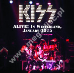 KISS - Alive! In Winterland, January 1975 - FRA Verne Limited Press - POSŁUCHAJ - VERY RARE