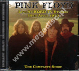 PINK FLOYD - Live At KQED TV Studios, 29th April 1970 - The Complete Show - SPA Top Gear Limited - POSŁUCHAJ - VERY RARE
