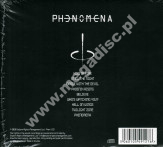 PHENOMENA - Phenomena - UK Explore Rights Management Remastered Edition - POSŁUCHAJ