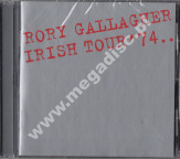 RORY GALLAGHER - Irish Tour '74 - EU Remastered Edition