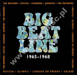 VARIOUS ARTISTS - Big Beat Line 1965-1968 (2CD) - CZE Supraphon Remastered Edition - POSŁUCHAJ